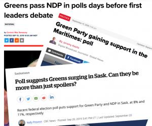 Green news - sept. 2019
